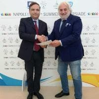 Napoli, un'azienda campana per la manutenzione delle piscine dell'Universiade