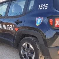 Inquinamento ambientale ad Avellino, controlli dei carabinieri della Forestale