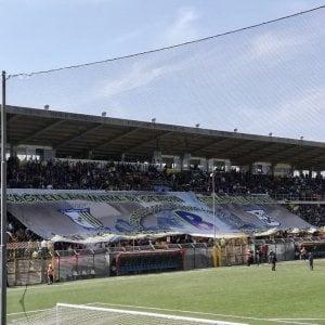 Juve Stabia in serie B: a Castellammare è festa