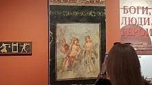 Pompei strega l'Ermitage, in fila per entrare alla mostra