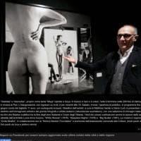 Web, censurate da Facebook le foto della mostra di Helmut Newton su
