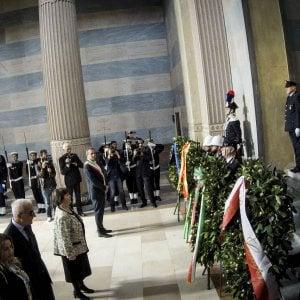 """Napoli, Festa della Liberazione: """"Diciamo no alle nuove forme di dittatura"""""""