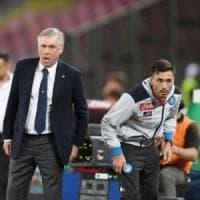 Napoli, Davide Ancelotti fiducioso:
