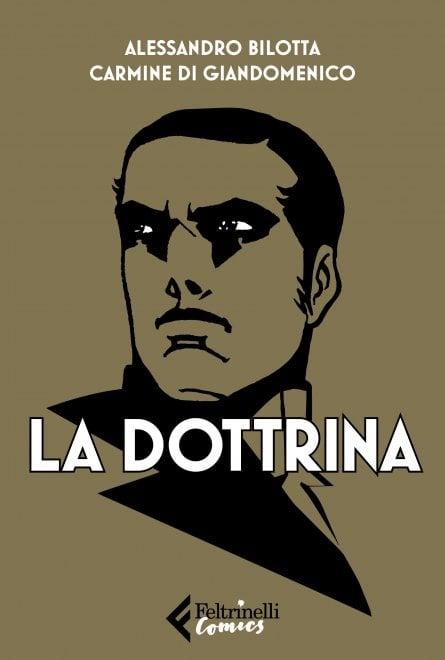 """Nel distopico """"La Dottrina"""" di Bilotta e Di Giandomenico, il giustiziere chiamato La Smorfia"""