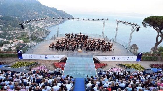 Al via il Festival di Ravello, Felicori: