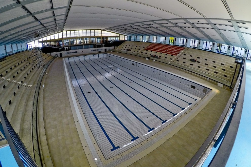 Universiade, una nuova piscina olimpica a Fuorigrotta