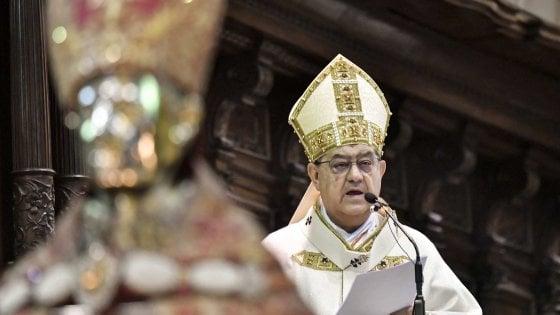 """Napoli, il cardinale Sepe dopo l'agguato in piazza Nazionale: """"Il sangue innocente grida vendetta davanti a Dio"""""""