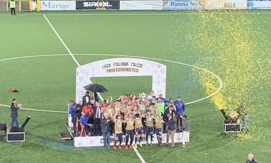 Prima sconfitta in casa per la Juve Stabia battuta dalla Virtus Francavilla