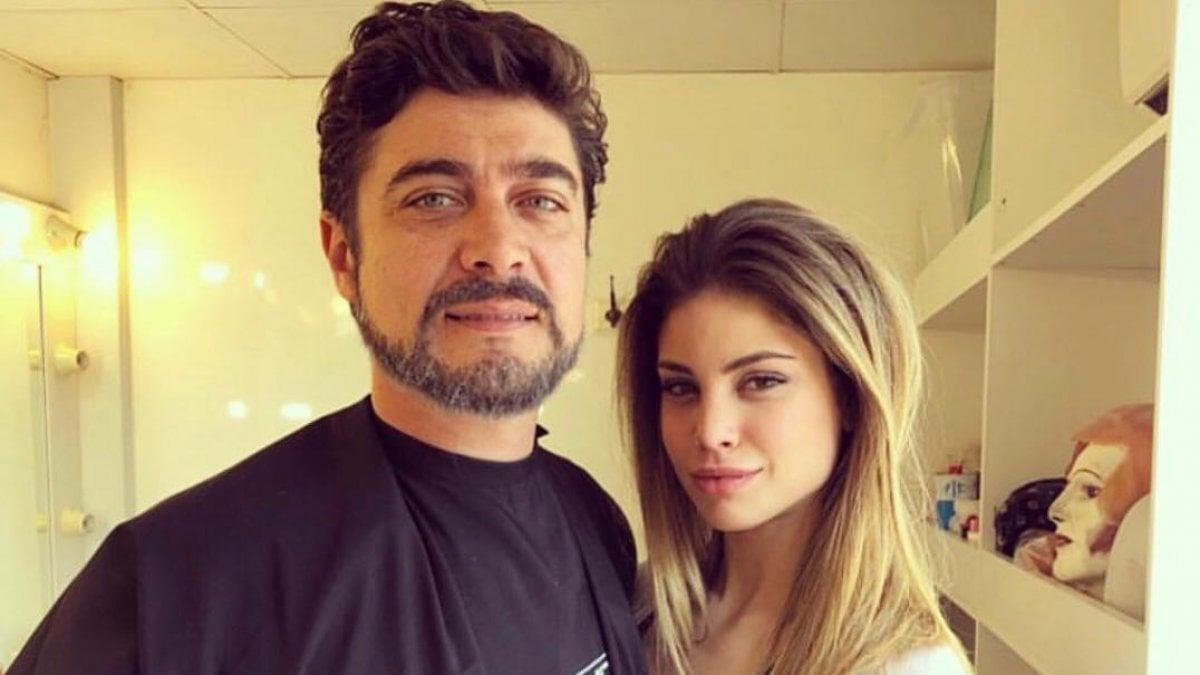 La Napoletana Flavia Gatti Al Cinema Con Riccardo