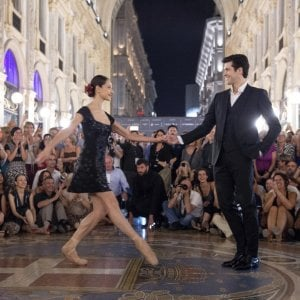 Roberto Bolle a Napoli, all'Arena Flegrea lo show finale della festa della danza
