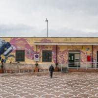 Avellino, un murale per l'ufficio postale di Calitri dello Street artist Alaniz