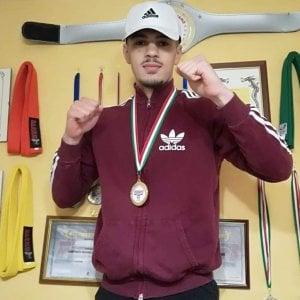 Sant'Anastasia, Esposito campione italiano di Fight1