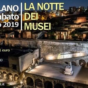 Notte Europea dei Musei al Parco archeologico di Ercolano