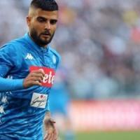 Napoli, Insigne è in dubbio per la sfida con l'Inter