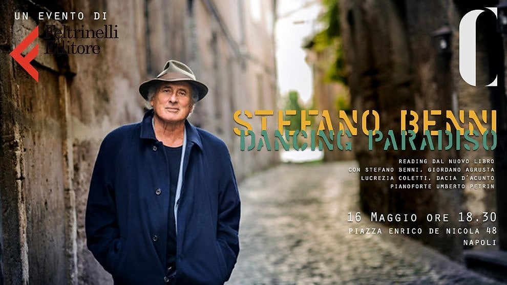Napoli, Stefano Benni a Made in Cloister
