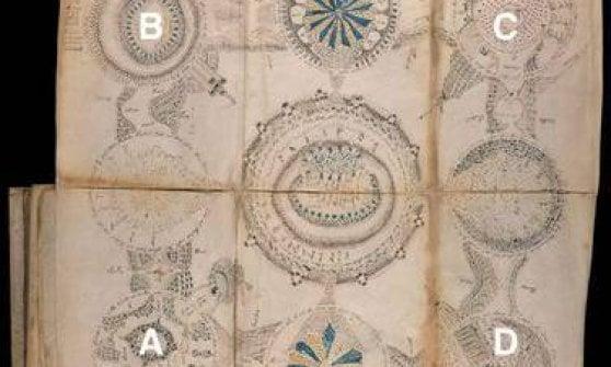 Decifrato il libro del mistero: arriva da Ischia il manoscritto Voynich