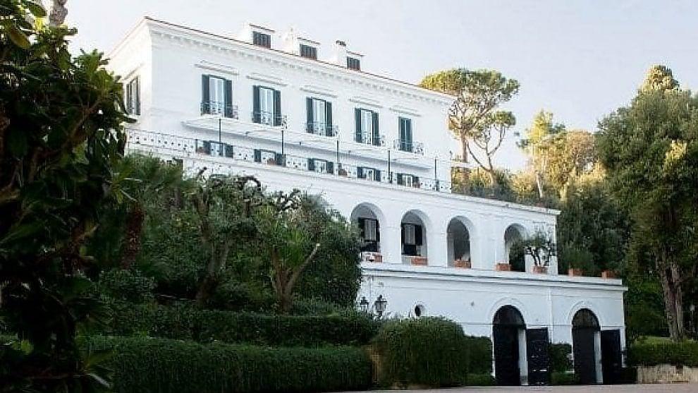 Napoli, apertura straordinaria di Villa Rosebery