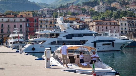Nautica: charter brokers internazionali in tour a Castellammare