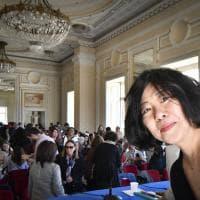 Banana Yoshimoto a Napoli  incontra lettori e studenti