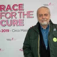 Napoli, De Laurentiis: prenderei subito De Rossi