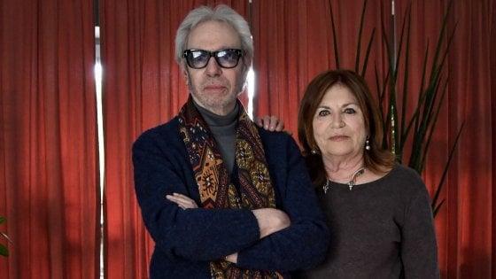 """Volti di Napoli, Patrizia e Beppe Mannajuolo: """"Una vita da cinema"""""""