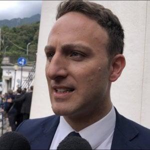 """De Luca jr: """"A Salerno il titolo di città già capitale d'Italia"""""""