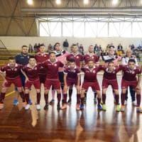 Calcio a 5: L'Alma Salerno resta in serie B, battuto il Foligno