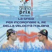 Caserta, allo stadio del nuoto il gran prix città di Napoli - trofeo Coconuda
