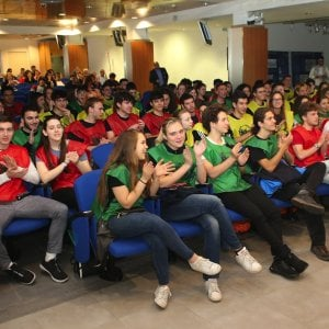 High school game 7, tra i vincitori del digital contest il liceo Nobel di Torre del Greco