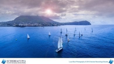 Ischia, torna la ScheriaCup24:    in barca a vela attorno all'isola