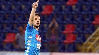 Il Napoli chiude il campionato con una sconfitta: il Bologna vince 3-2