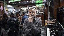 """Pino De Stasio: """"Nel mio bar la Napoli operosa""""    FT"""