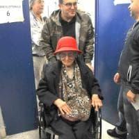 """Da Caterina a Maddalena, ultracentenarie al voto: """"Un dovere esserci"""""""
