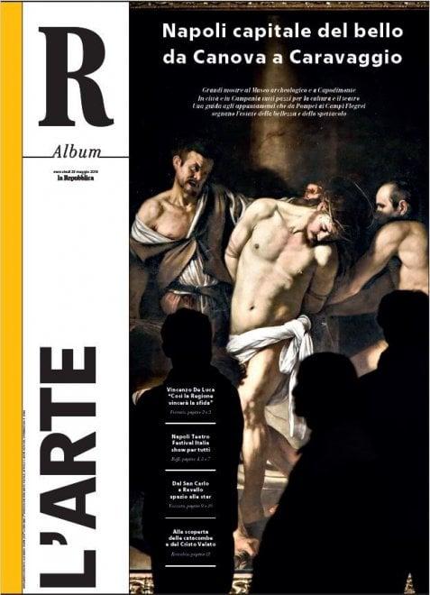 """Mercoledì 29 con """"Repubblica"""" in regalo l'album """"L'Arte"""""""