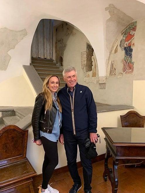 """Napoli, Ancelotti in visita a Città del Vaticano: """"E' stato un privilegio"""""""