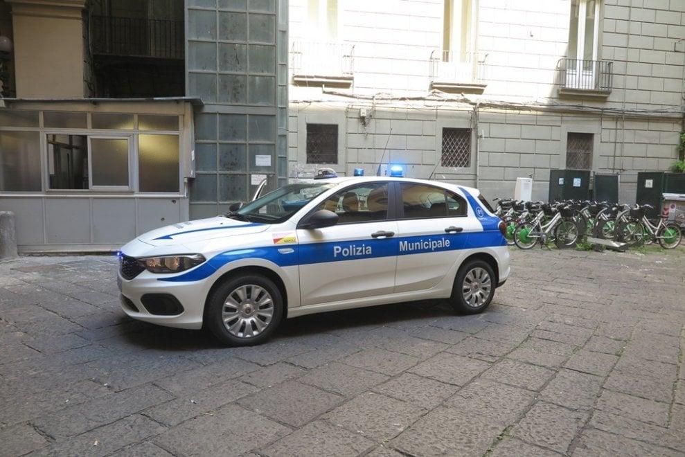 Napoli, 81 nuove auto per la polizia municipale