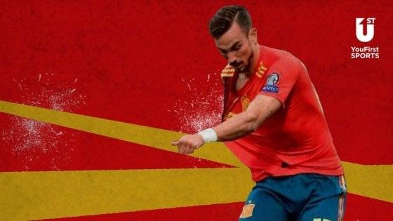 """Napoli, Fabian Ruiz debutta con la nazionale spagnola. """"E' stato uno dei giorni più belli della mia carriera"""""""