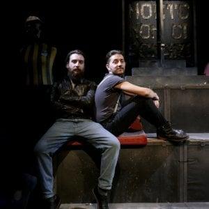 Napoli teatro festival, al Sannazaro uno spettacolo sulle tifoserie ultras