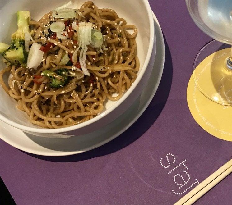 Napoli, a Chiaia apre il primo noodle bar