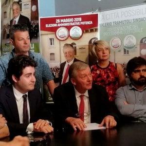 Potenza, elezioni: Tramutoli fa un bilancio e punta a Matera
