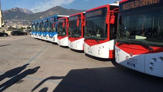Salerno, 52 nuovi autobus per il trasporto locale