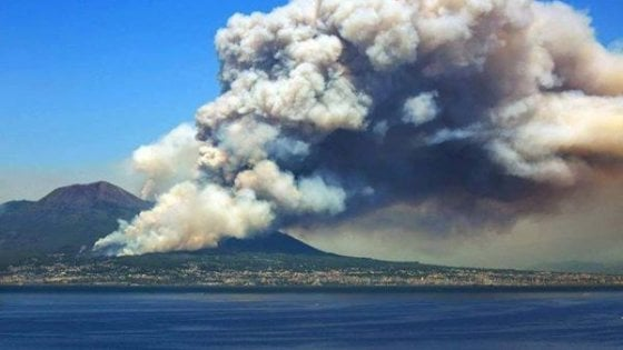 Vesuvio: al via campagna anti incendi boschivi