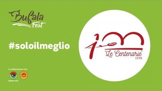 "L'Unione Pizzerie Storiche Napoletane ""Le Centenarie"" al Bufala Fest 2019"
