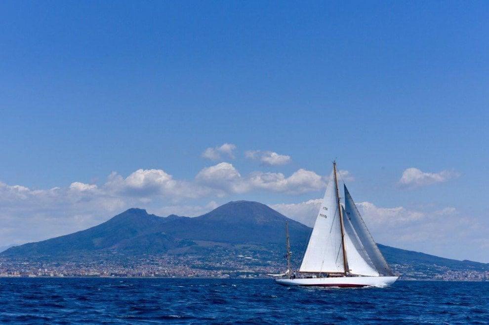 Vele d'Epoca a Napoli, sedicesima edizione dal 27 al 30 giugno