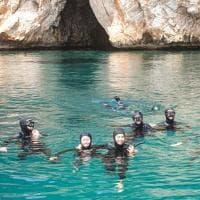 A Camerota una gara subacquea per pulire i fondali