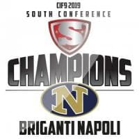 I Briganti del football conquistano la South Conference: ora li aspetta