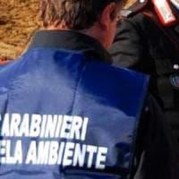 Nel Salernitano 400 tonnellate rifiuti smaltiti illegalmente