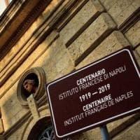 Festa al Grenoble per i cento anni dell'Istituto francese a Napoli