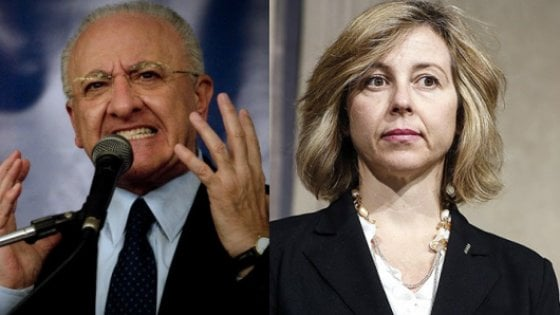 """Camorra in ospedale, De Luca alla ministra Grillo: """"Sciogliere il San Giovanni Bosco? Commissariare il ministero"""""""