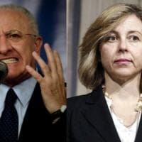 Camorra in ospedale, De Luca alla ministra Grillo: